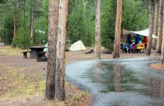 Camping Madison - Credit- NPSD. Renkin