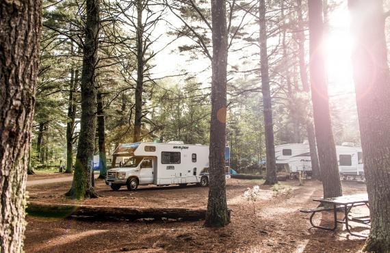 Camping du Parc Algonquin