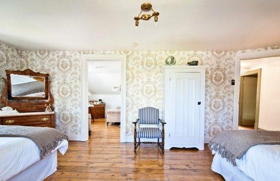 Auberge des Îles du Bic - Chambre 2 lits