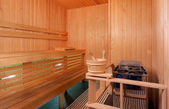 Auberge Saint Antoine - Le Sauna