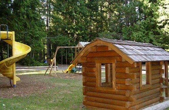 Camping Cedar Springs Ranch - Aire de jeux