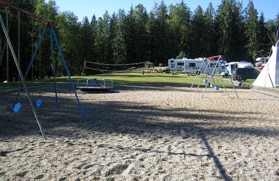 Camping Williamson's Lake - Aire de jeux