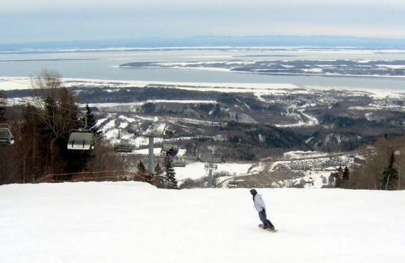 Centre de ski Mont Ste-Anne à proximité