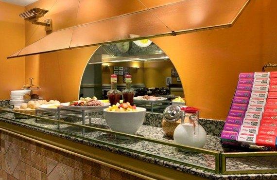 Hôtel Coast Plaza - Petit-déjeuner