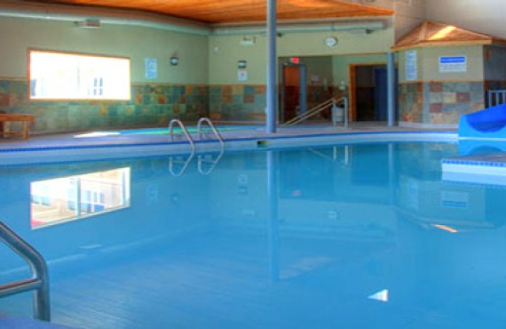 Days Inn Golden - Piscine