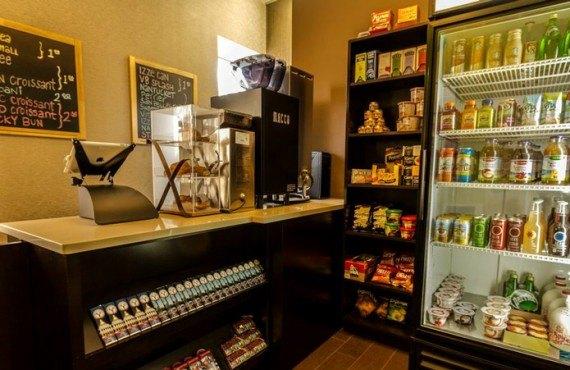 EnVision Hotel - Brew'ens Cafe
