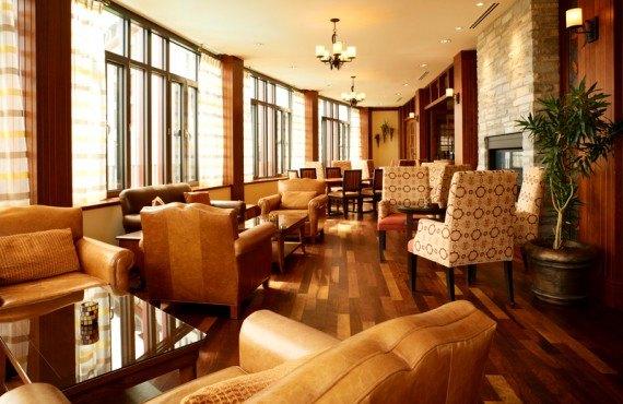 Fairmont Tremblant - Bar Lounge