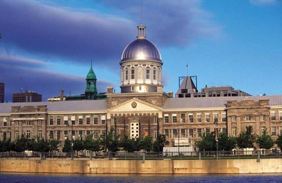 Bonsecours Market nearby