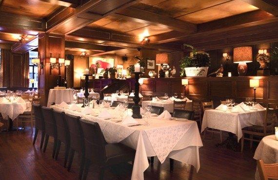 Hôtel Mountain Side - Restaurant