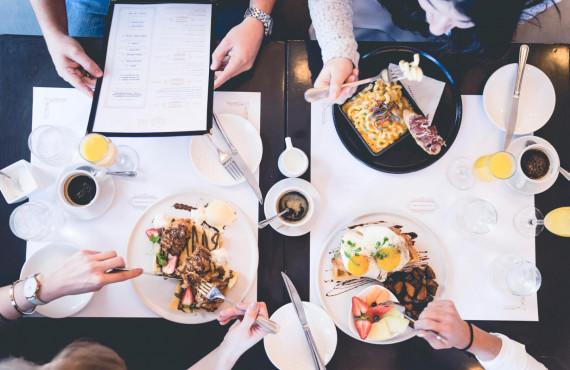 Brasserie 701 - Breakfast
