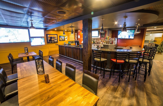 Bar du Prestige Hudson Bay
