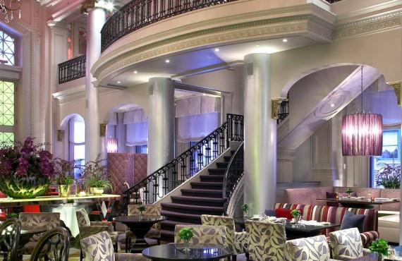 Hôtel le St-James - Restaurant XO