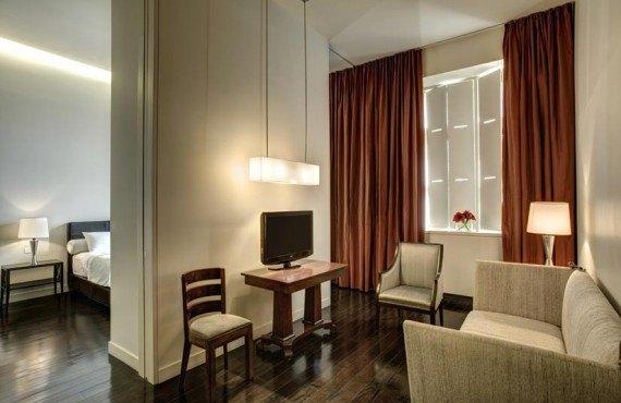 Hôtel St-Paul Montréal - Suite Junior