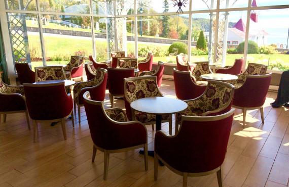 The Coquart Café Lounge