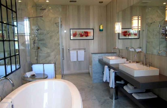 Manoir Hovey - Salle de bain