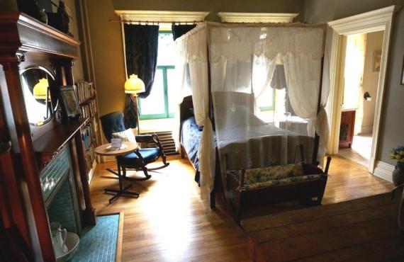 La Marquise de Bassano - Chambre