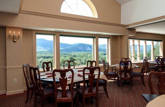 Mountain View Resort - Restaurant Champney's