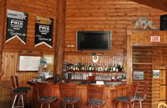 Pourvoirie du Nord - Le Bar