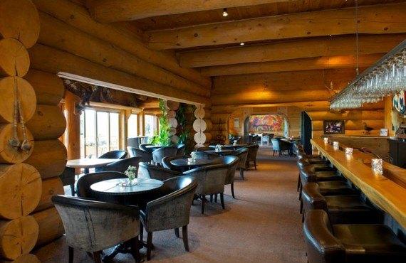 Le Bar de la Pourvoirie Sacacomie