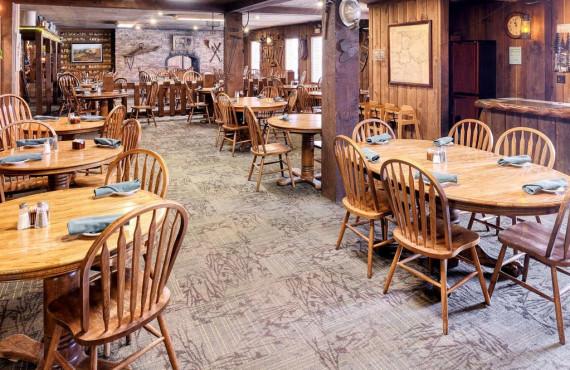 Restaurant The Yellowstone Mine