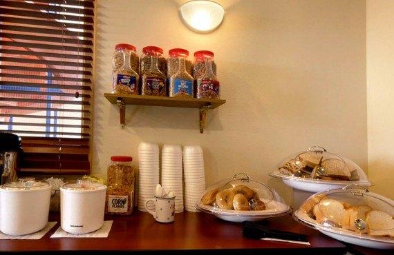 Super 8 Caraquet - Petit-déjeuner