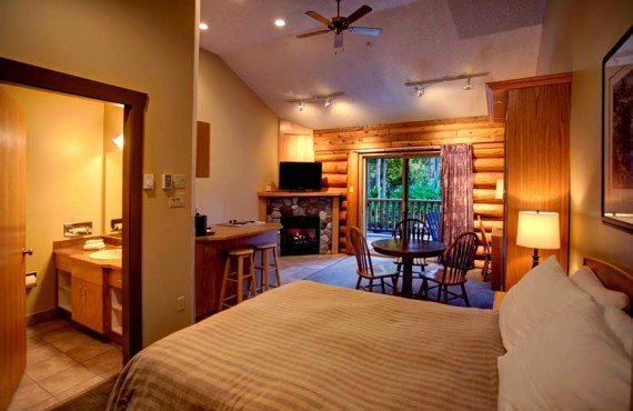 Tigh-Na-Mara - Jedediah Lodge