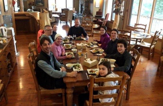 Vagabond Lodge - Salle à manger