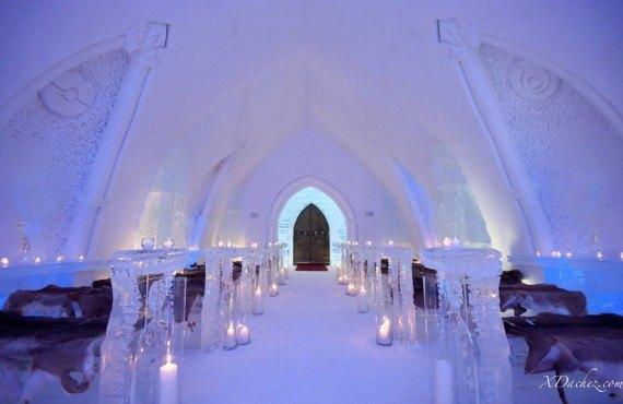 Chapelle de l'Hôtel de Glace
