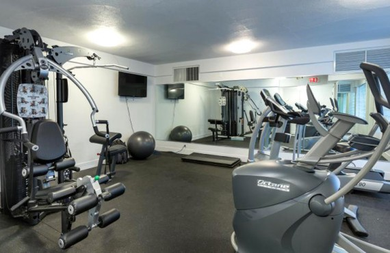 Accent Inn - Gym