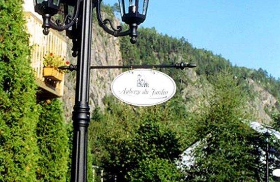 Auberge du Jardin - Terrasse
