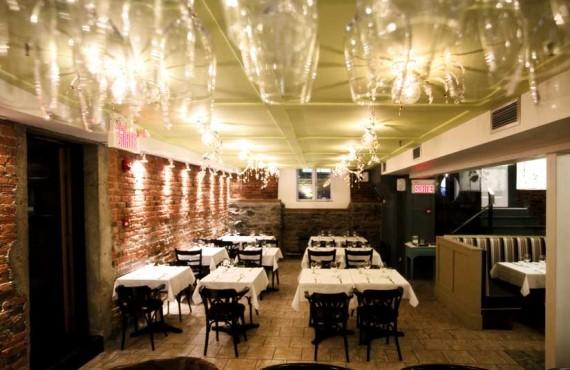 Auberge Le Pomerol - Restaurant