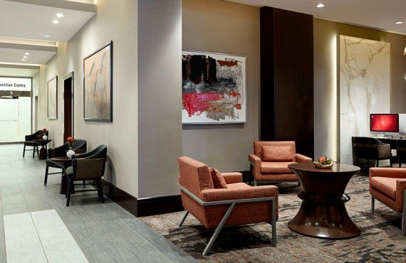 Marriott Calgary - Lounge