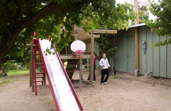 Camping Camp-Along - Aire de jeux