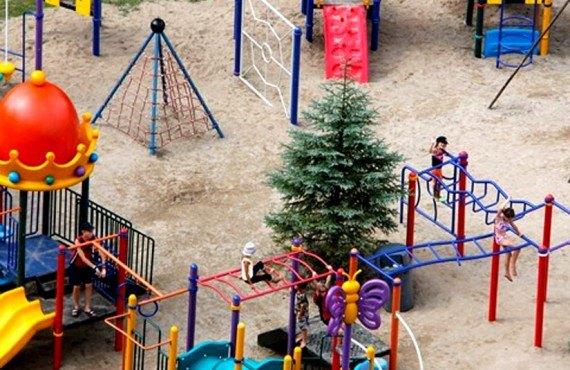 Camping Ivy Lea KOA - Jeux pour enfants