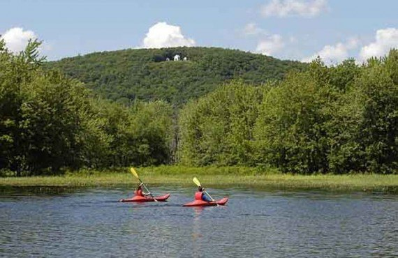 Parc national d'Oka - Kayak