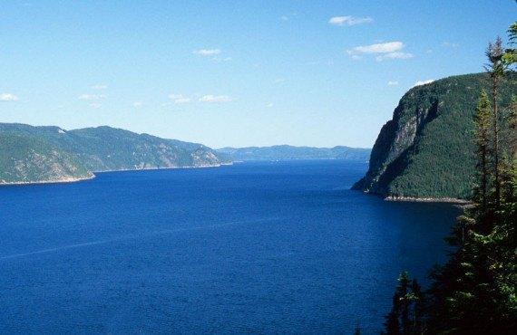 Le Fjord du Saguenay dans toute sa splendeur