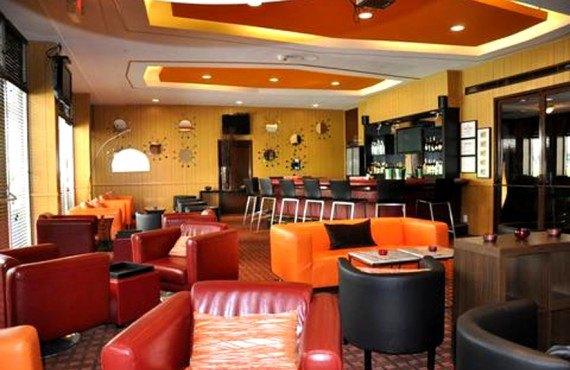 Capitol Skyline - Bar - Lounge