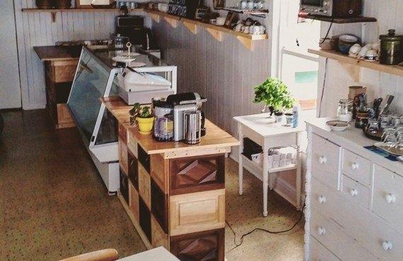 Chalets Vermont - Café Le Petit Comptoir