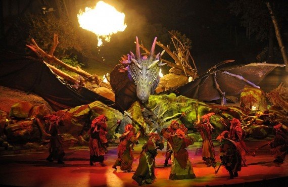 Spectacle Dragao