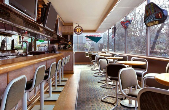Hôtel Coast Plaza - Comox Street Long Bar & Grill