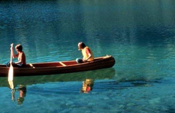 Crimson Jasper - Canoe
