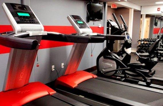 EnVision Hotel - Gym
