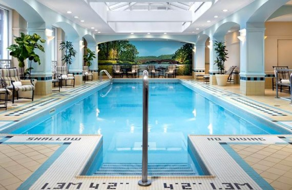 Fairmont royal york hotel toronto canada package rates photos and reviews for Swimming pools downtown toronto
