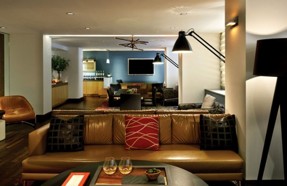 Fifty NYC - an Affinia hotel - Lounge