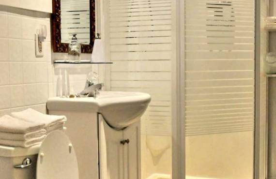Gîte Fleury - Salle de bain partagée