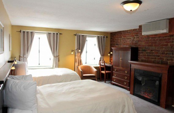 Hotel Acadia - Chambre 2 lits