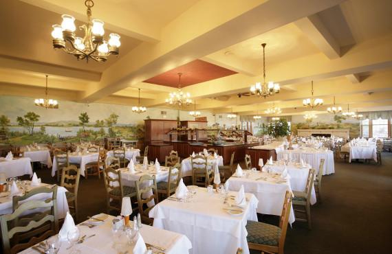 Restaurant Le Coverdale
