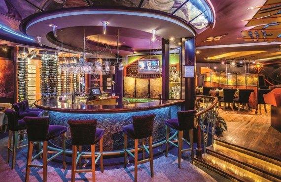 Hôtel Universel - Bar Le Rialto
