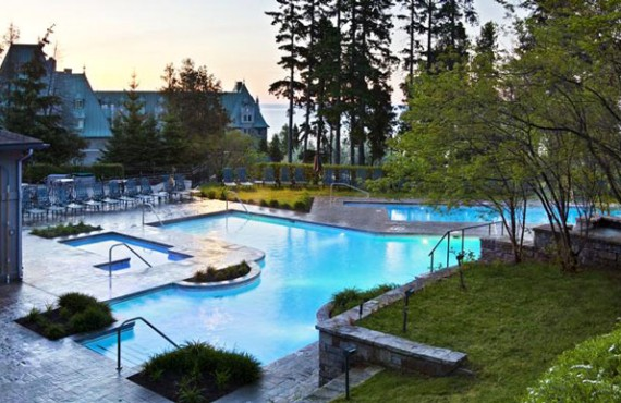 Fairmont Manoir Richelieu - Piscine
