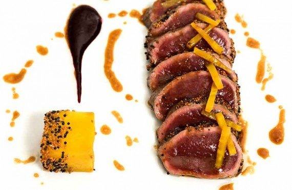 Manoir Victoria - Gastronomie